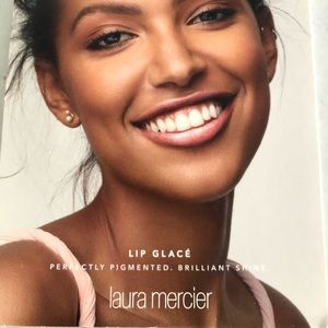Laura Mercier lip glance travel size New! 3/$25